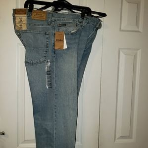Ralph Lauren Polo Relaxed fit Jean's 36x30.